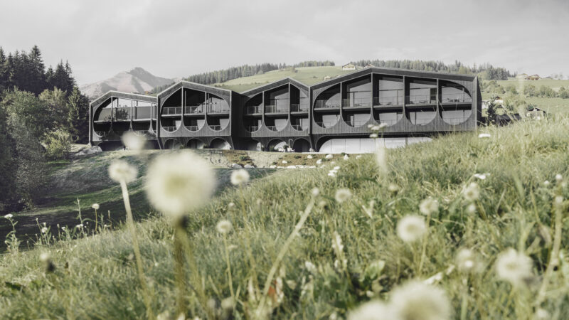 Hotel Milla Montis project by Peter Pichler Architecture