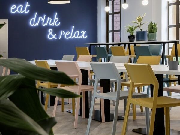 NTT South Africa Head Office chooses Trill for its Communal Areas