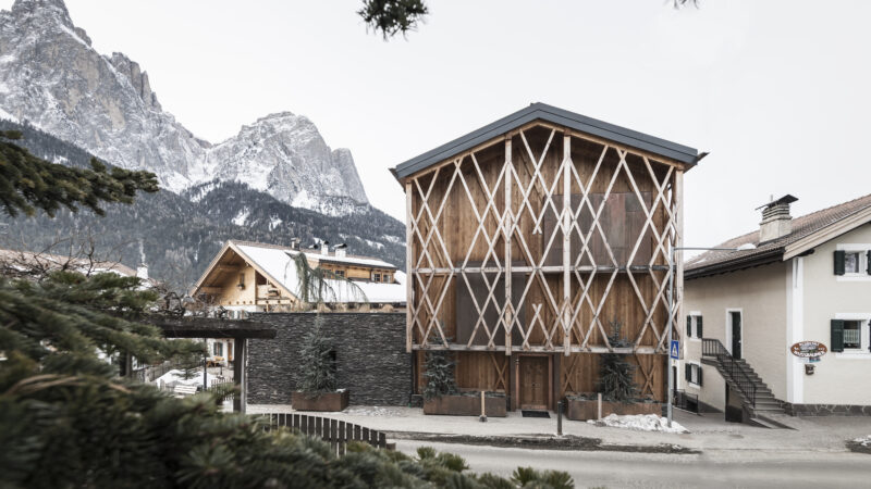 Messner: The dream house