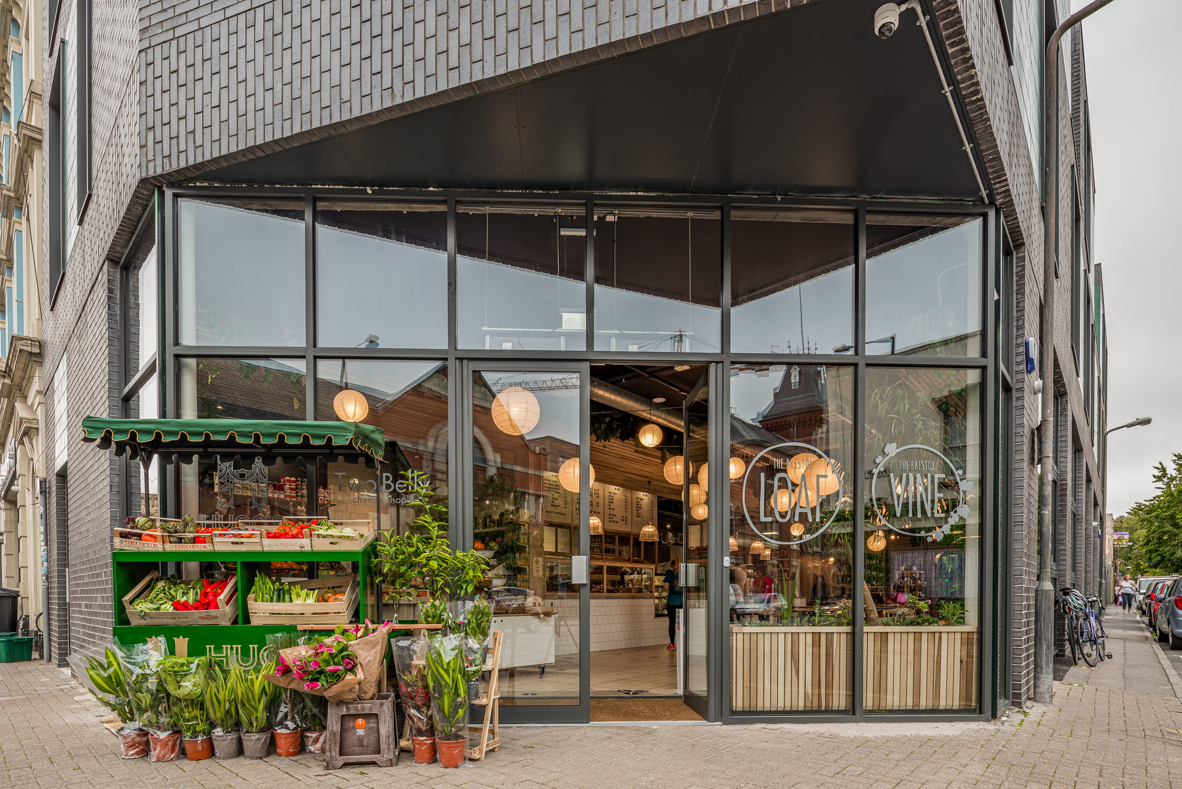 Phoenix Wharf helps The Bristol Loaf rise in new location
