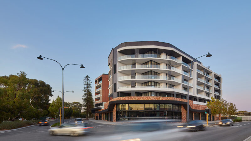 Perth: Essence Apartments by Hames Sharley