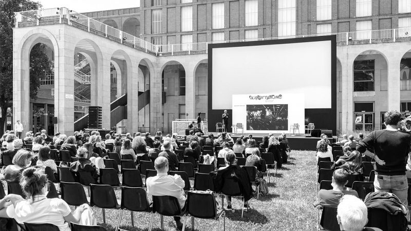 """Design, sharing and sustainability are the key words for what awaits us (in complete safety) at """"supersalone"""""""